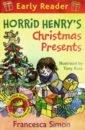 Обложка Horrid Henry's Christmas Presents