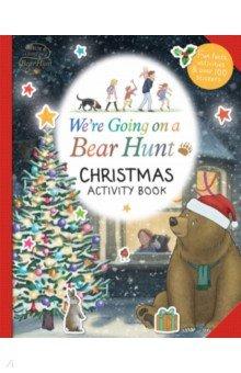 Купить We're Going on a Bear Hunt. Christmas Activity Book, Walker Books, Книги для детского досуга на английском языке