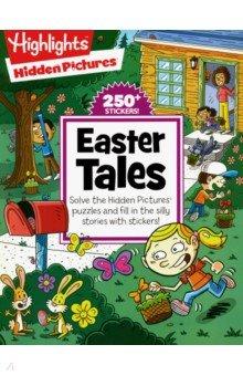 Highlights: Easter Tales, Random House, Книги для детского досуга на английском языке  - купить со скидкой