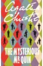 Christie Agatha The Mysterious Mr. Quin the mysterious stranger