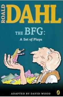 Купить The BFG: a Set of Plays, Penguin Putnam Inc., Художественная литература для детей на англ.яз.