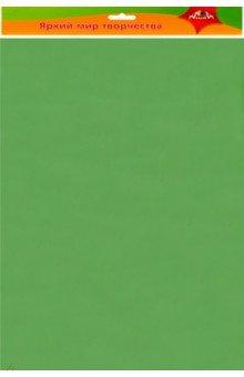 Купить Фоамиран, 50х70 см, Зеленый (С2926-02), АппликА, Сопутствующие товары для детского творчества
