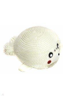 Купить Игрушка Нью-Ёжик. Тюлень (серый/белый), 1TOY, Другие виды игрушек
