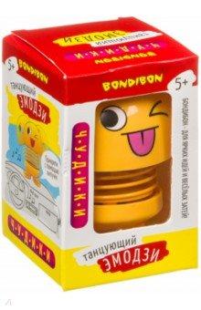 Купить Чудики. Танцующий на пружинке Эмодзи-подмигивающий (ВВ4133), Bondibon, Другие виды игрушек