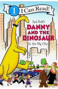 Купить Danny and the Dinosaur in the Big City (Level 1), Harper Collins USA, Художественная литература для детей на англ.яз.