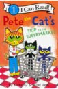 Dean James, Kimberly Pete the Cats Trip to Supermarket. Level 1