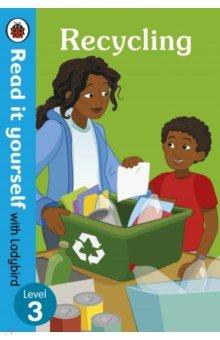 Купить Recycling, Ladybird, Художественная литература для детей на англ.яз.