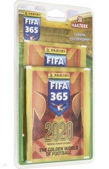 Купить Блистер с наклейками FIFA 365-2020 (6 пакетиков), Panini, Наклейки детские