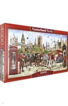 Купить Puzzle-4000 Величие Лондона (С-400300), Castorland, Пазлы (2000 элементов и более)