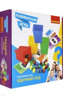 Купить Игра развивающая «Удачный ход» (ВВ4173), Bondibon, Другие настольные игры