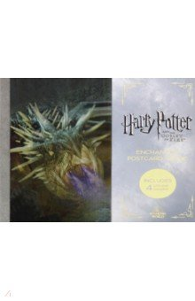 Harry Potter and the Goblet of Fire Postcard Book.