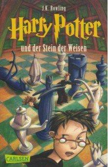 Harry Potter und der Stein der Weisen. Rowling Joanne