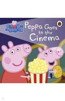 Купить Peppa Pig: Peppa Goes to the Cinema, Ladybird, Первые книги малыша на английском языке