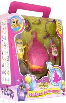 Купить Игровой набор Пушастик mini Вечеринка (Bush baby), 1TOY, Другие игрушки для малышей