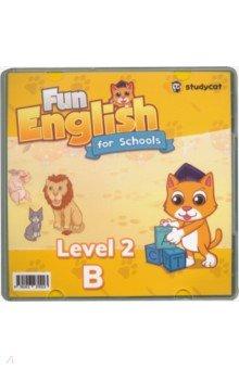 Zakazat.ru: Fun English for Schools DVD 2B.