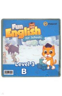 Zakazat.ru: Fun English for Schools DVD 3B.