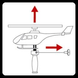 Иллюстрация 1 из 2 для 1654 Вертолет с запускающим устройством Marshal (25см) | Лабиринт - книги. Источник: Лабиринт