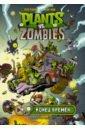 Обложка Растения против зомби. Конец времён