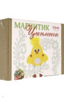 Купить Набор для творчества Магнитик. Цыпленок (3291), СантаЛючия, Другие виды творчества