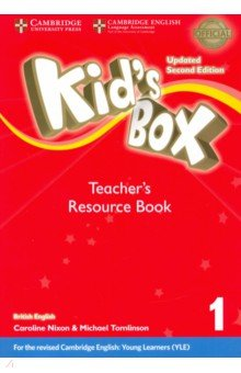 Kid's Box. Level 1. Teacher's Resource Book with Online Audio British English