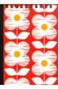 Обложка Блокнот 100 листов, 10,5*14 см, спираль