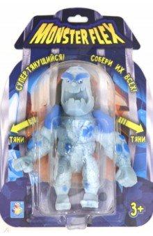 Купить MONSTER FLEX, Человек-айсберг, тянущаяся фигурка, 1TOY, Игрушка-антистресс