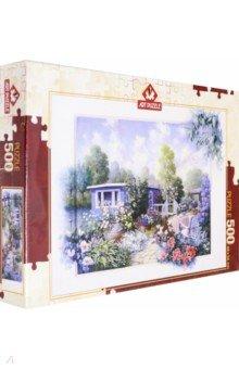 Купить Пазл 500 деталей Сад с цветами (4211), Art Puzzle, Пазлы (400-600 элементов)