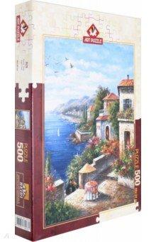 Купить Пазл 500 деталей Затишье (4576), Art Puzzle, Пазлы (400-600 элементов)