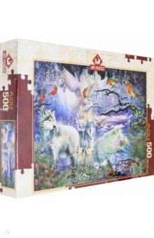 Купить Пазл 500 деталей Ледниковый лес (5073), Art Puzzle, Пазлы (400-600 элементов)