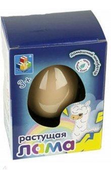 Купить Домашний инкубатор, яйцо с растущей ламой, 1TOY, Наборы для опытов