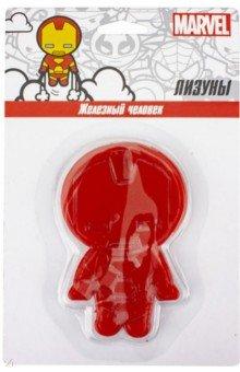 Купить Лизун Marvel. Железный человек (Т16656), 1TOY, Игрушка-антистресс