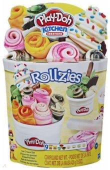 Купить Игровой Набор Взрыв цвета - Мороженое (E8055EU4), Hasbro, Наборы для лепки с игровыми элементами