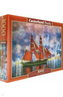 Купить Puzzle-1000 Алые паруса (C-104482), Castorland, Пазлы (1000 элементов)