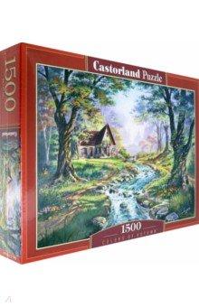 Купить Puzzle-1500 Цвета осени (C-151547), Castorland, Пазлы (1500 элементов)