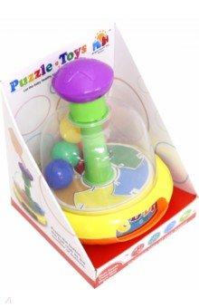 Купить Игрушка для малышей. Юла 15, 5х12х12, 5 см (2580-1), Junfa, Другие игрушки для малышей