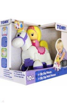 Купить Игрушка интерактивная Принцесса-всадница (ТО71914), TOMY, Другие игрушки для малышей