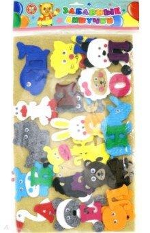 Купить Азбука с картинками. Игра развивающая для детей старше 3-х лет из фетра, Учитель, Другие виды игрушек