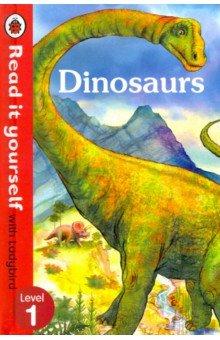 Купить Dinosaurs, Ladybird, Художественная литература для детей на англ.яз.