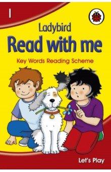 Купить Let's Play, Ladybird, Художественная литература для детей на англ.яз.