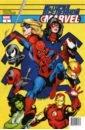 Обложка История вселенной Marvel #4