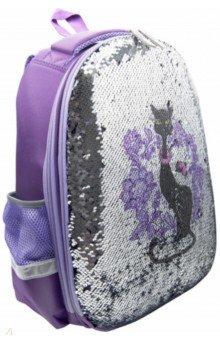 Купить Рюкзак фиолетовый (830882), Silwerhof, Ранцы и рюкзаки для начальной школы