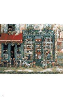 Купить Картина для раскрашивания по номерам Улица города , 40х50 см (M-10755), MAZARI, Создаем и раскрашиваем картину