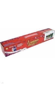 Купить Алмазная мозаика 30*40 см ЦВЕТНЫЕ ЛОДОЧКИ (WFC043), Рыжий Кот, Аппликации