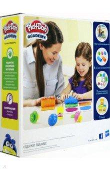 Купить Набор PLAY-DOH. Текстуры и Инструменты (E4916121), Hasbro, Наборы для лепки с игровыми элементами