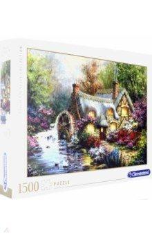 Купить Пазл-1500. Старинный дом (31812), Clementoni, Пазлы (1500 элементов)