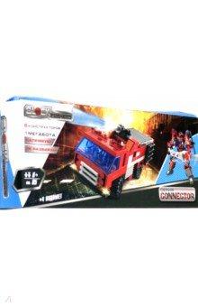 Купить Конструктор Blockformers Брандсбот (Т18962), 1TOY, Роботы и трансформеры