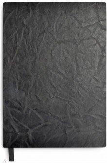 """Ежедневник недатированный """"Линкольн, черный"""" (120 листов, А5, мягкий переплёт) (52808) ()"""
