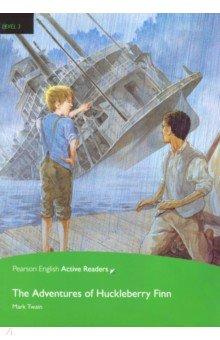 Купить The Adventures of Huckleberry Finn (+Multi-ROM with MP3 Pack), Pearson, Художественная литература для детей на англ.яз.