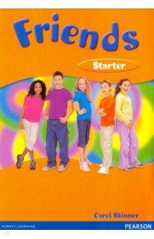 Купить Friends. Starter Level. Students' Book, Pearson, Изучение иностранного языка