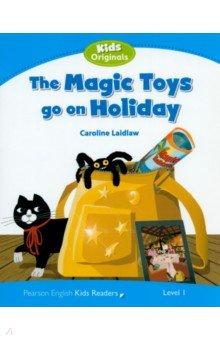 Купить The Magic Toys Go on Holiday, Pearson, Художественная литература для детей на англ.яз.